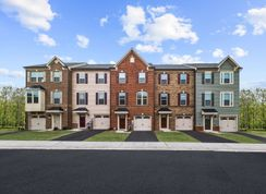 Strauss - Parkside Reserve: Hanover, District Of Columbia - Ryan Homes