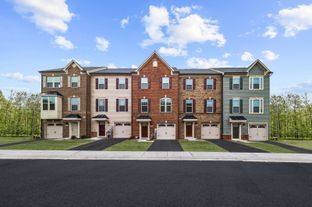 Strauss Attic - Parkside Reserve: Hanover, Maryland - Ryan Homes