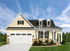 Albright - The Woodlands at Greystone 55+: West Chester, Pennsylvania - NVHomes