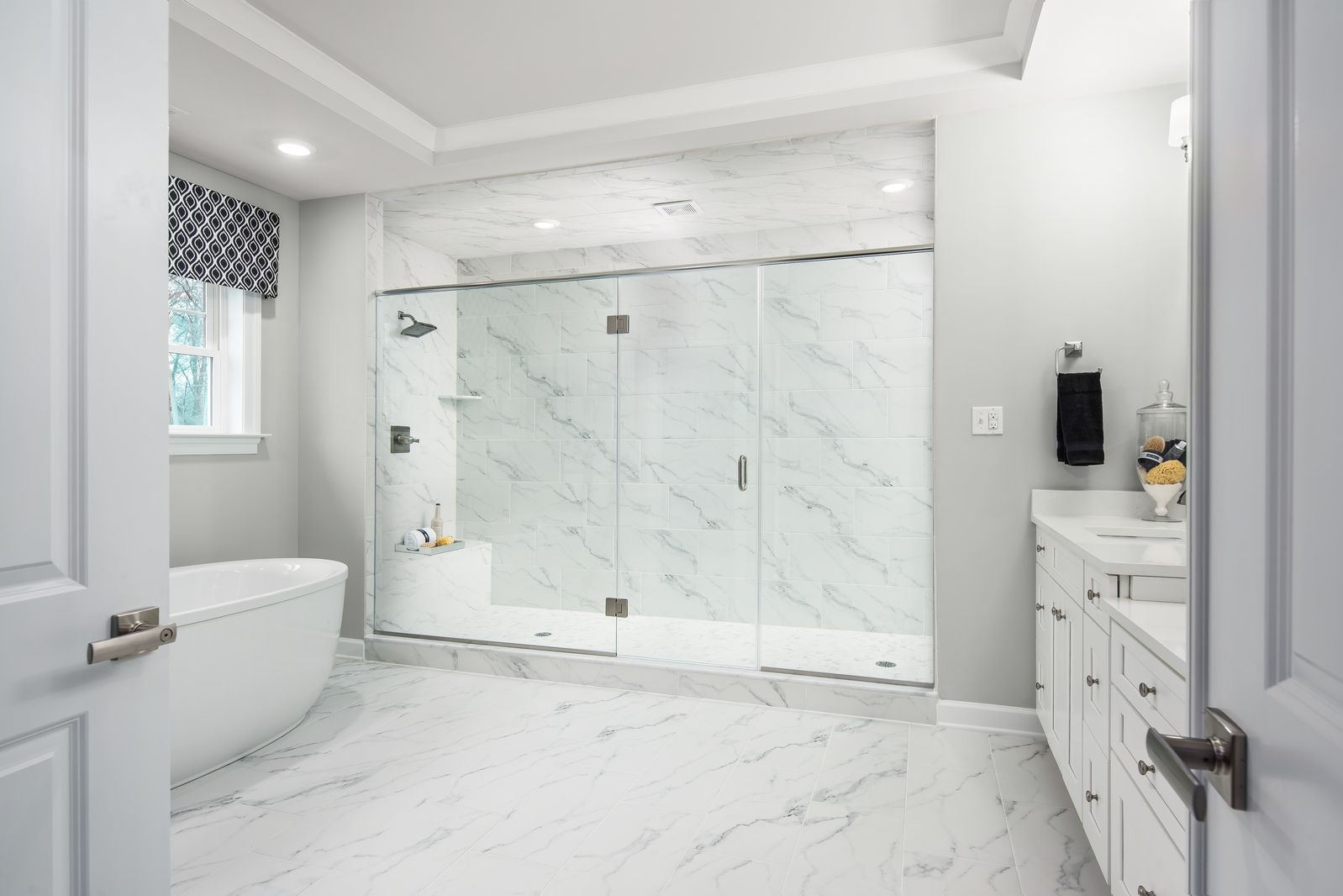 Bathroom featured in the Clifton Park II By NVHomes in Philadelphia, PA