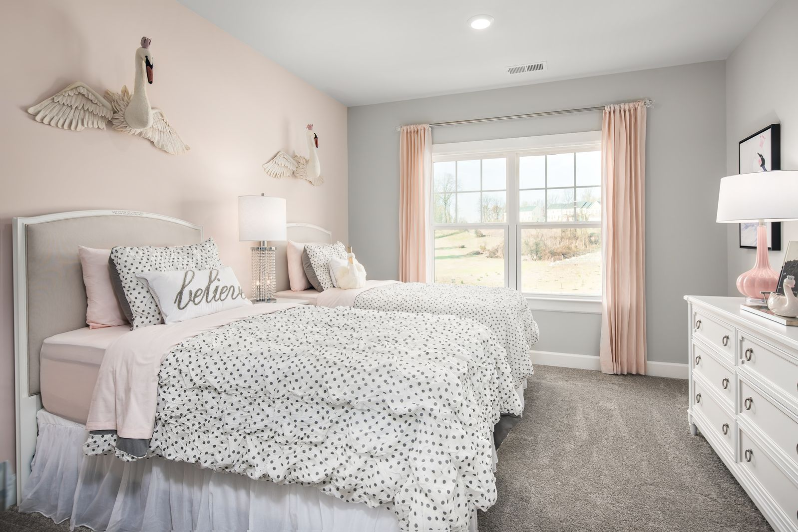 Bedroom featured in the Northshire A By NVHomes in Philadelphia, PA