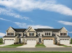 Northshire - Greystone Twin and Townhomes: West Chester, Pennsylvania - NVHomes