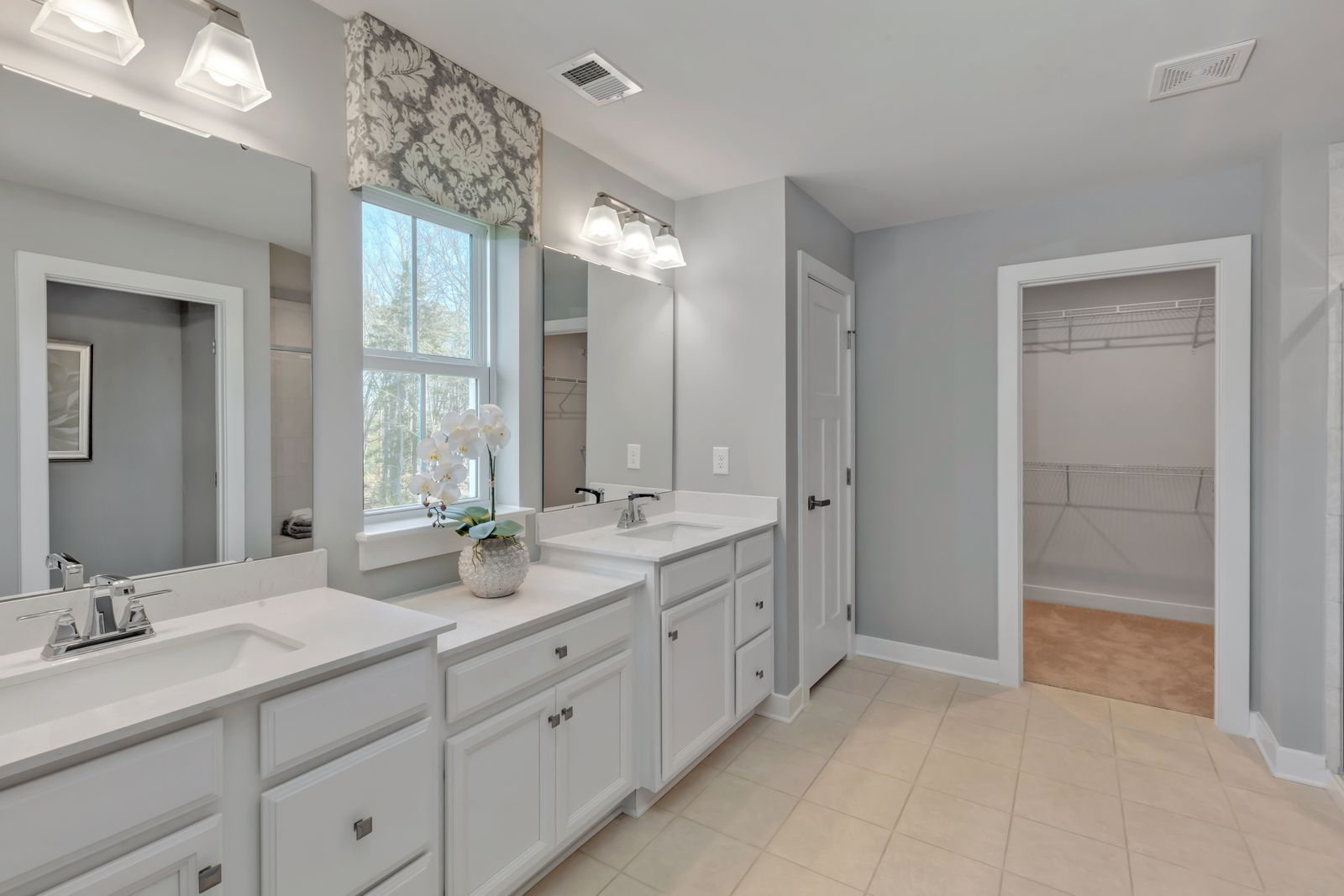 Bathroom featured in the Hudson By Ryan Homes in Philadelphia, NJ