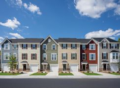 Strauss - Independence Square: Sicklerville, Pennsylvania - Ryan Homes