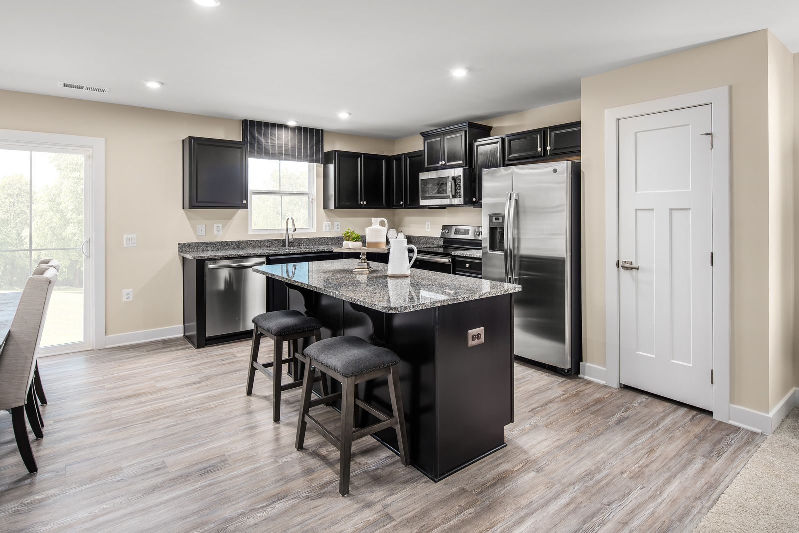 Kitchen featured in the Cayman By Ryan Homes in Cleveland, OH