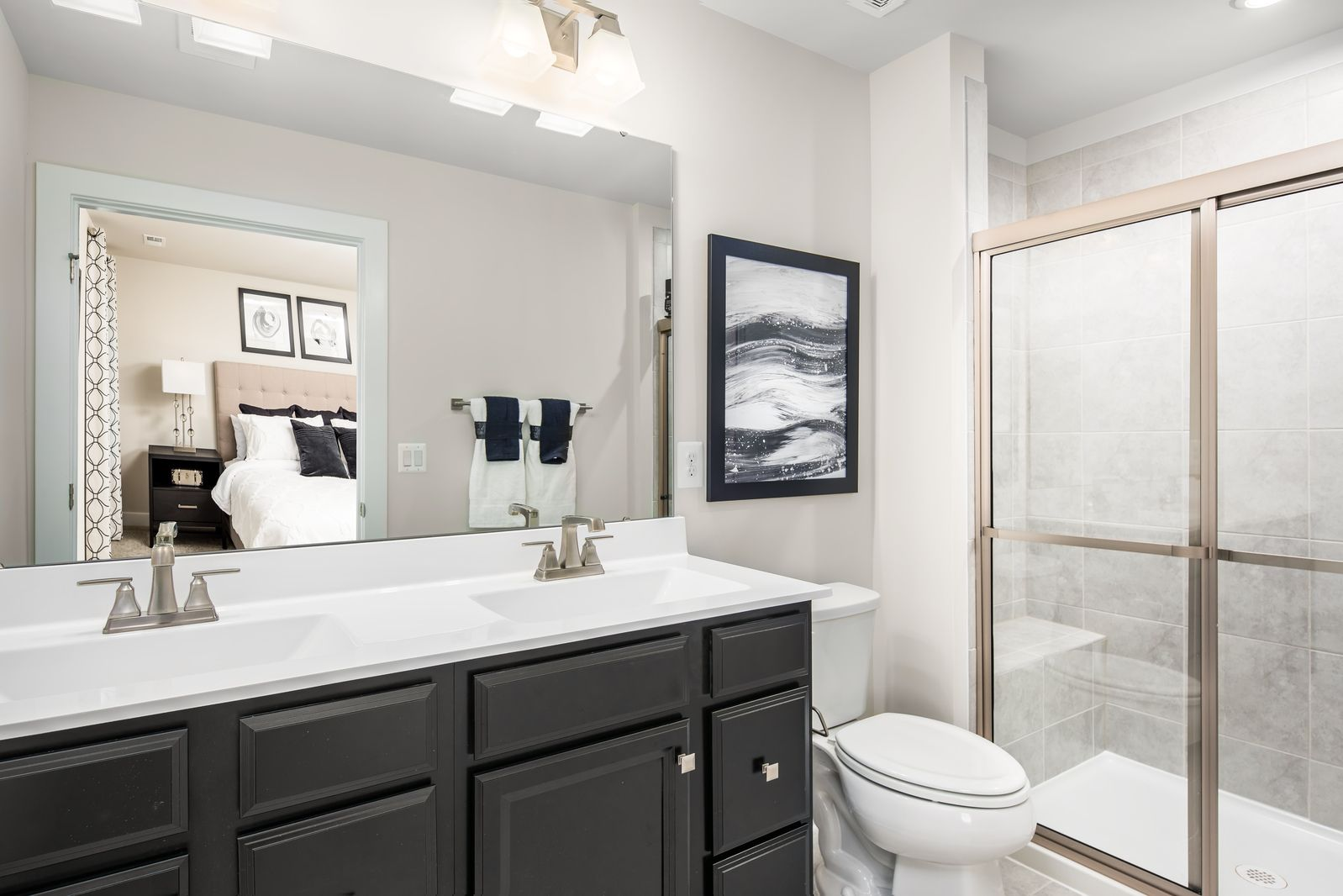 Bathroom featured in the Cayman By Ryan Homes in Rochester, NY