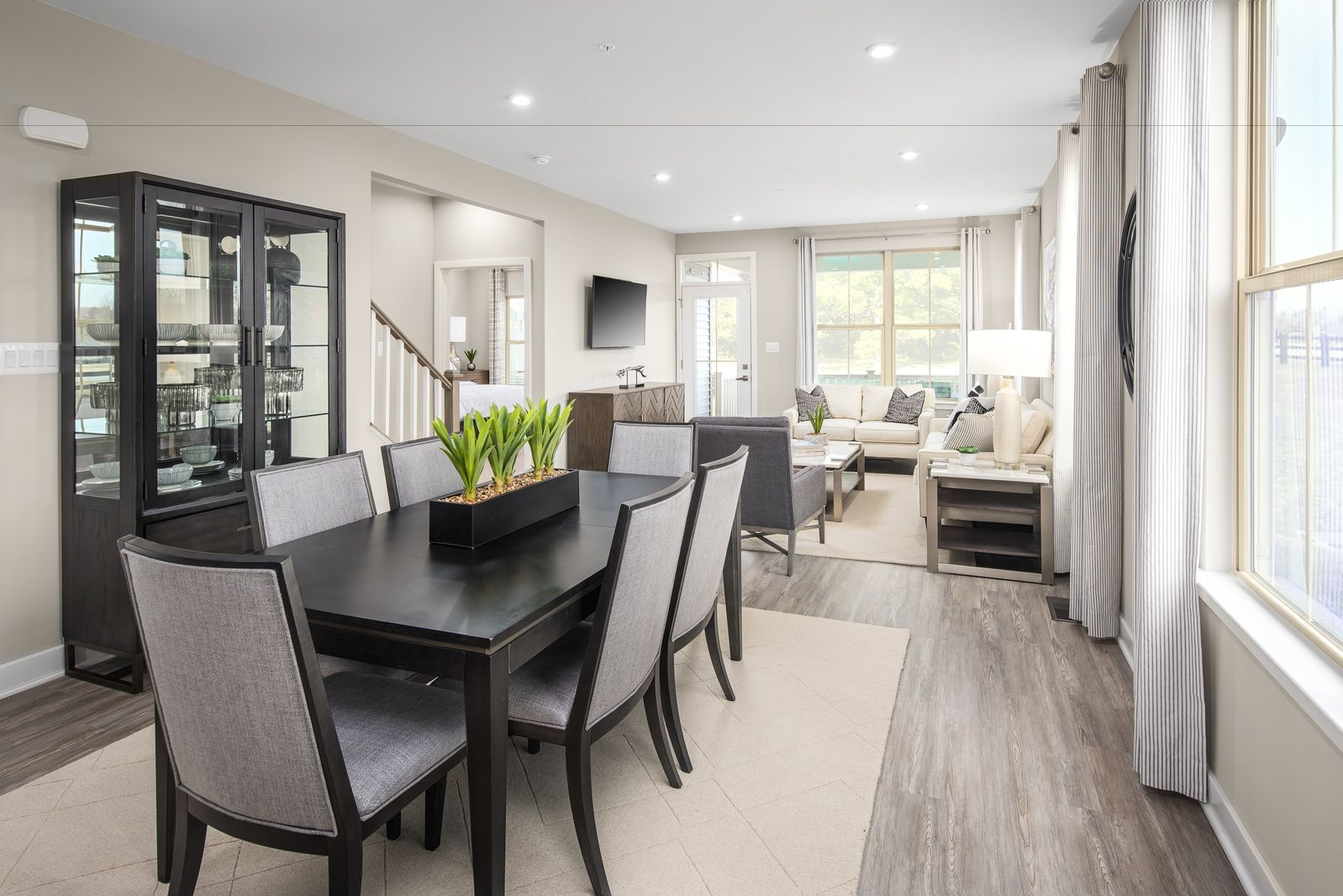 Living Area featured in the Calvert By Ryan Homes in Raleigh-Durham-Chapel Hill, NC