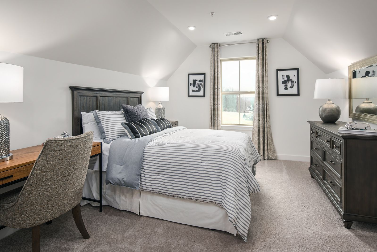 Bedroom featured in the Calvert By Ryan Homes in Raleigh-Durham-Chapel Hill, NC
