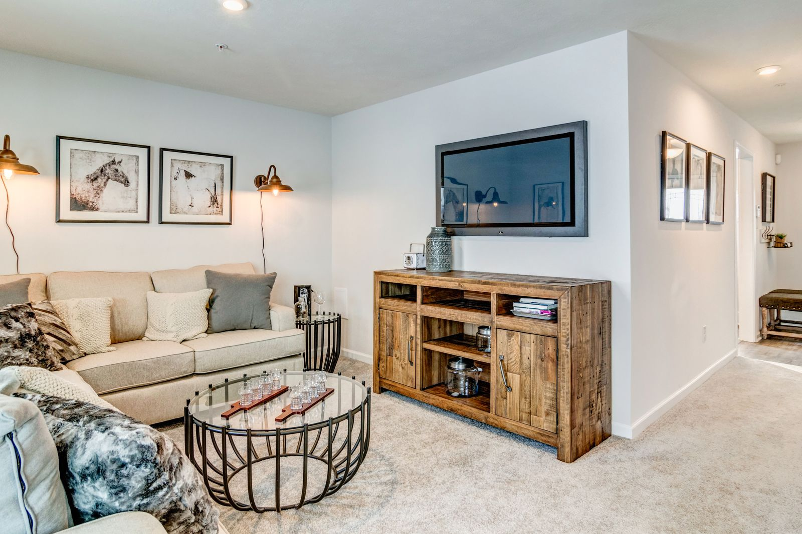 Living Area featured in the Beethoven 3-Story By Ryan Homes in Raleigh-Durham-Chapel Hill, NC