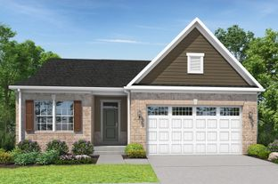 Alberti Ranch w/ Finished Lower Level - Villas at Fieldstone Farms: Liberty Township, Ohio - Ryan Homes