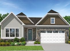 Bramante Ranch w/ Finished Lower Level - Villas at Fieldstone Farms: Liberty Township, Ohio - Ryan Homes