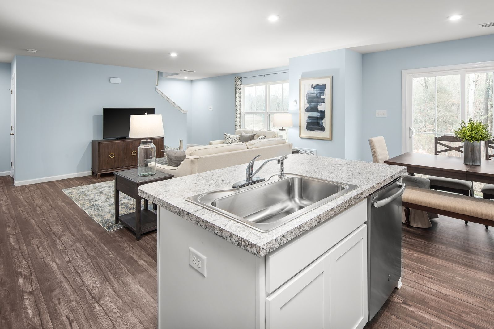 Living Area featured in the Iris By Ryan Homes in Norfolk-Newport News, VA