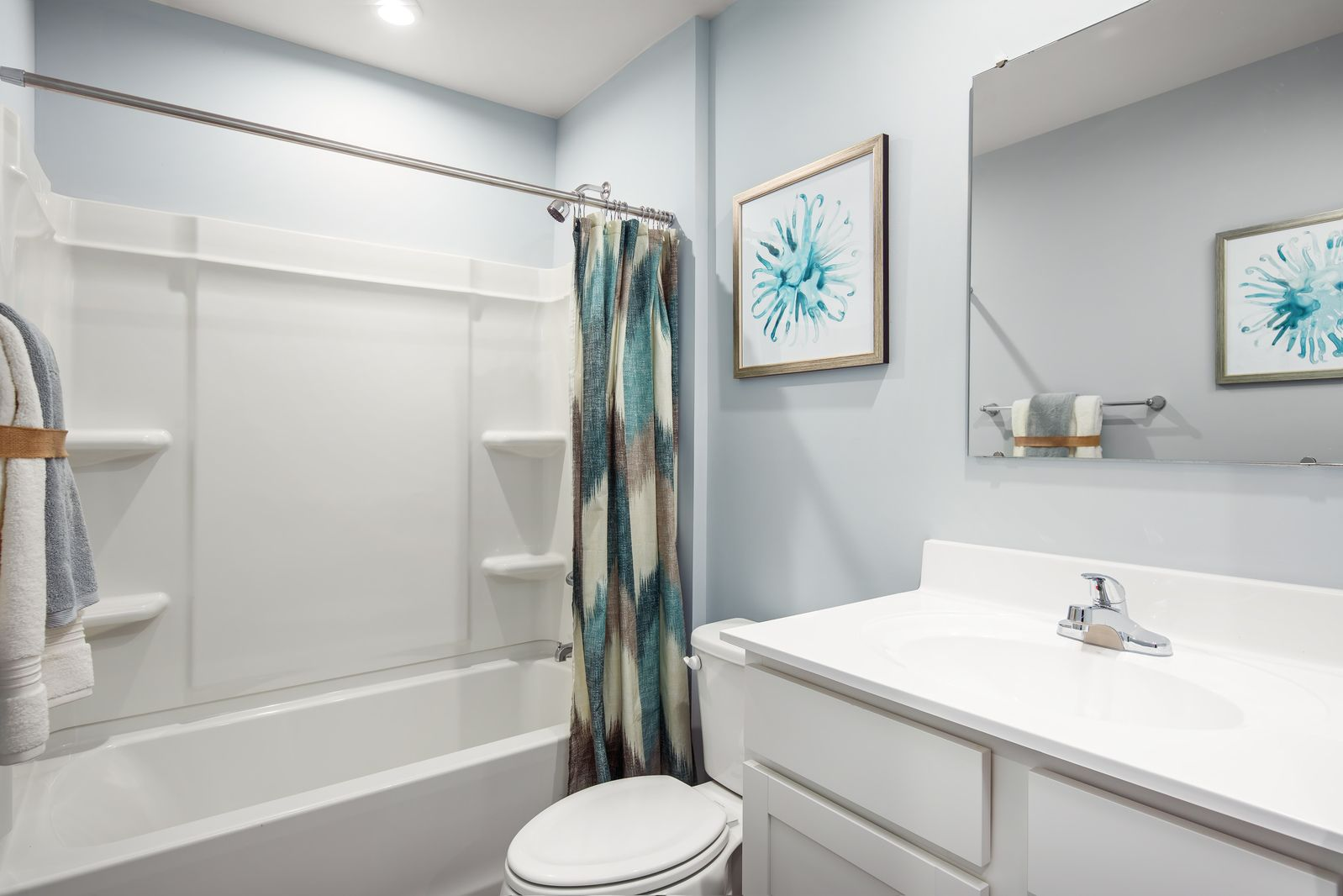 Bathroom featured in the Iris By Ryan Homes in Columbus, OH