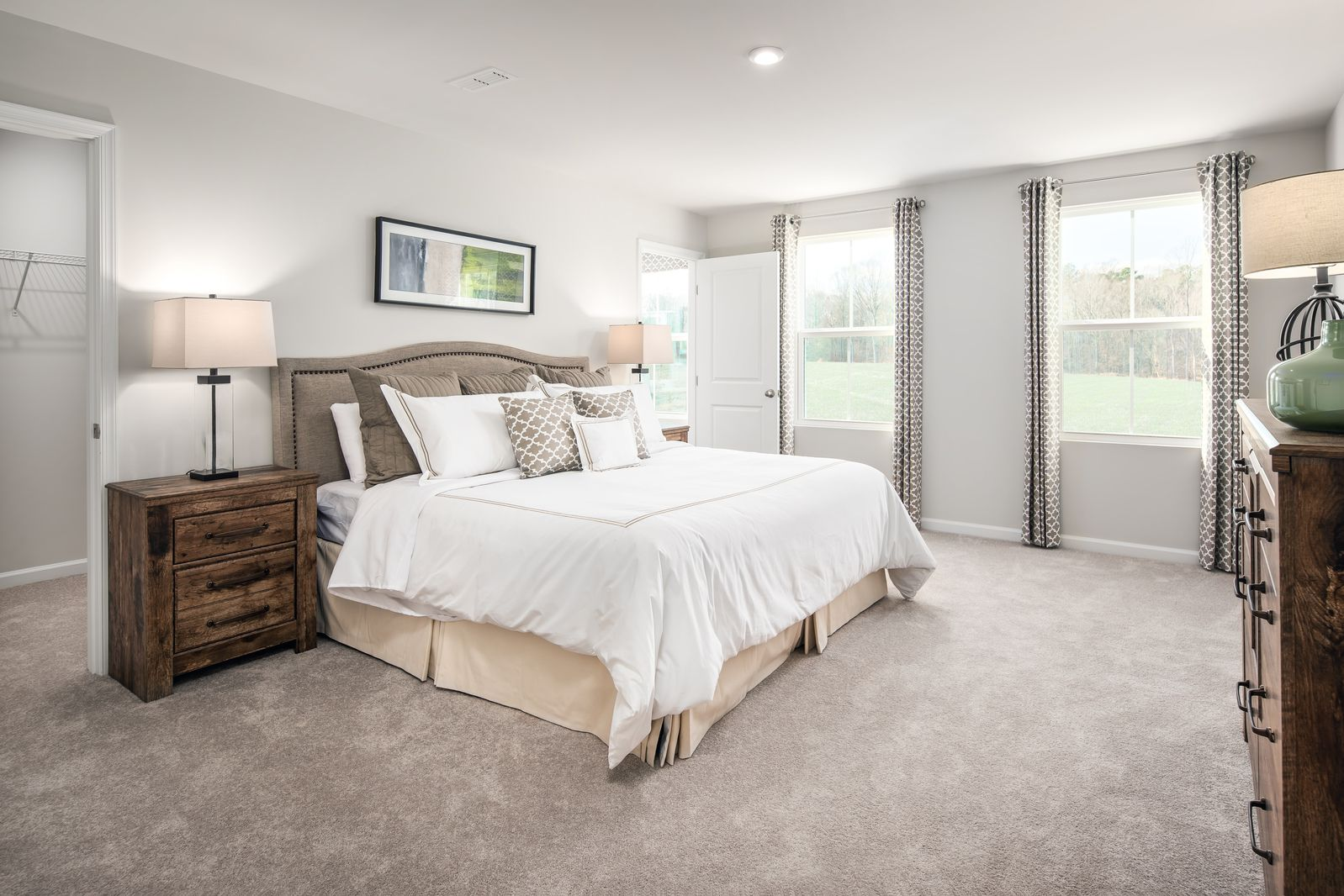Bedroom featured in the Marigold By Ryan Homes in Norfolk-Newport News, VA