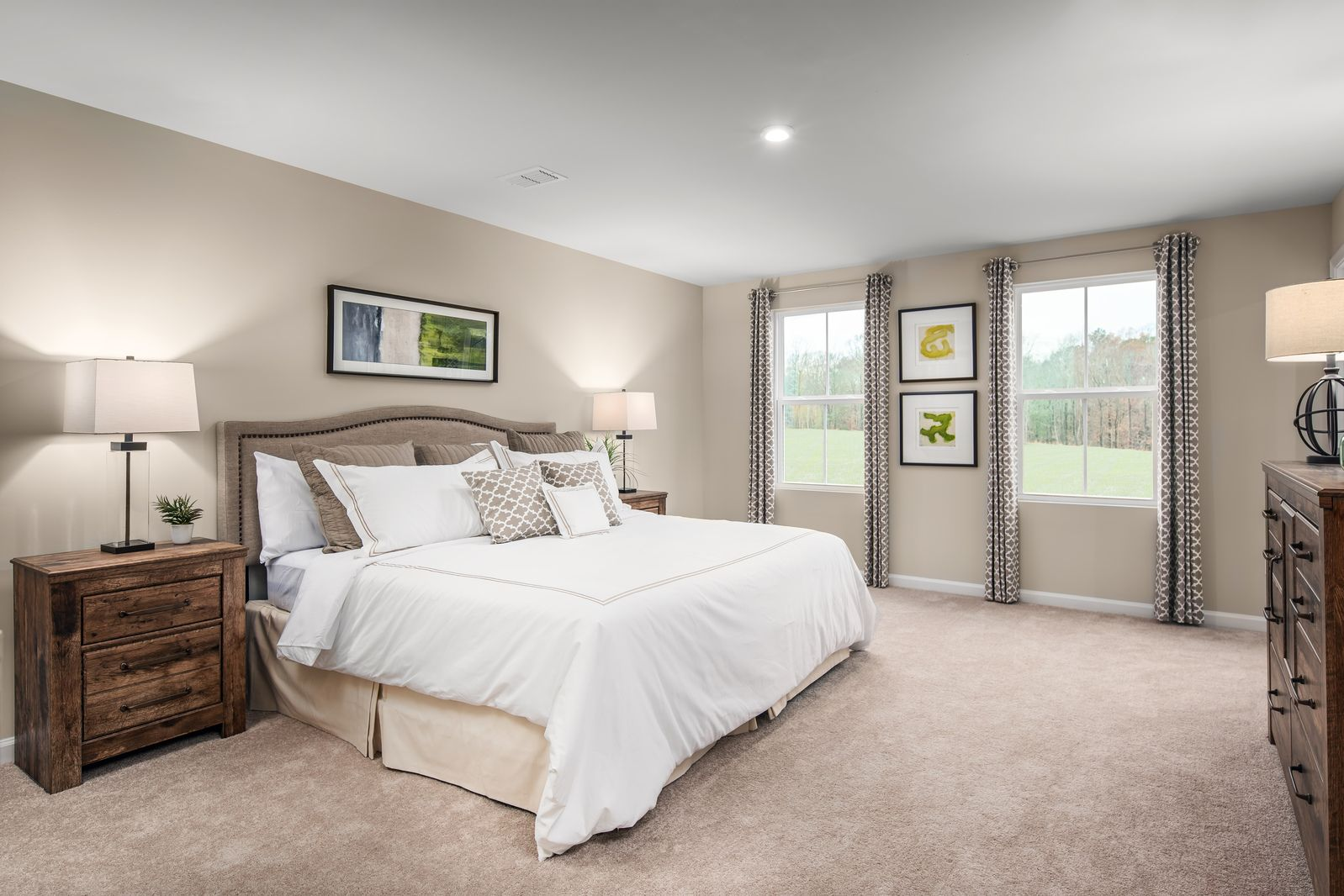 Bedroom featured in the Lily By Ryan Homes in Norfolk-Newport News, VA