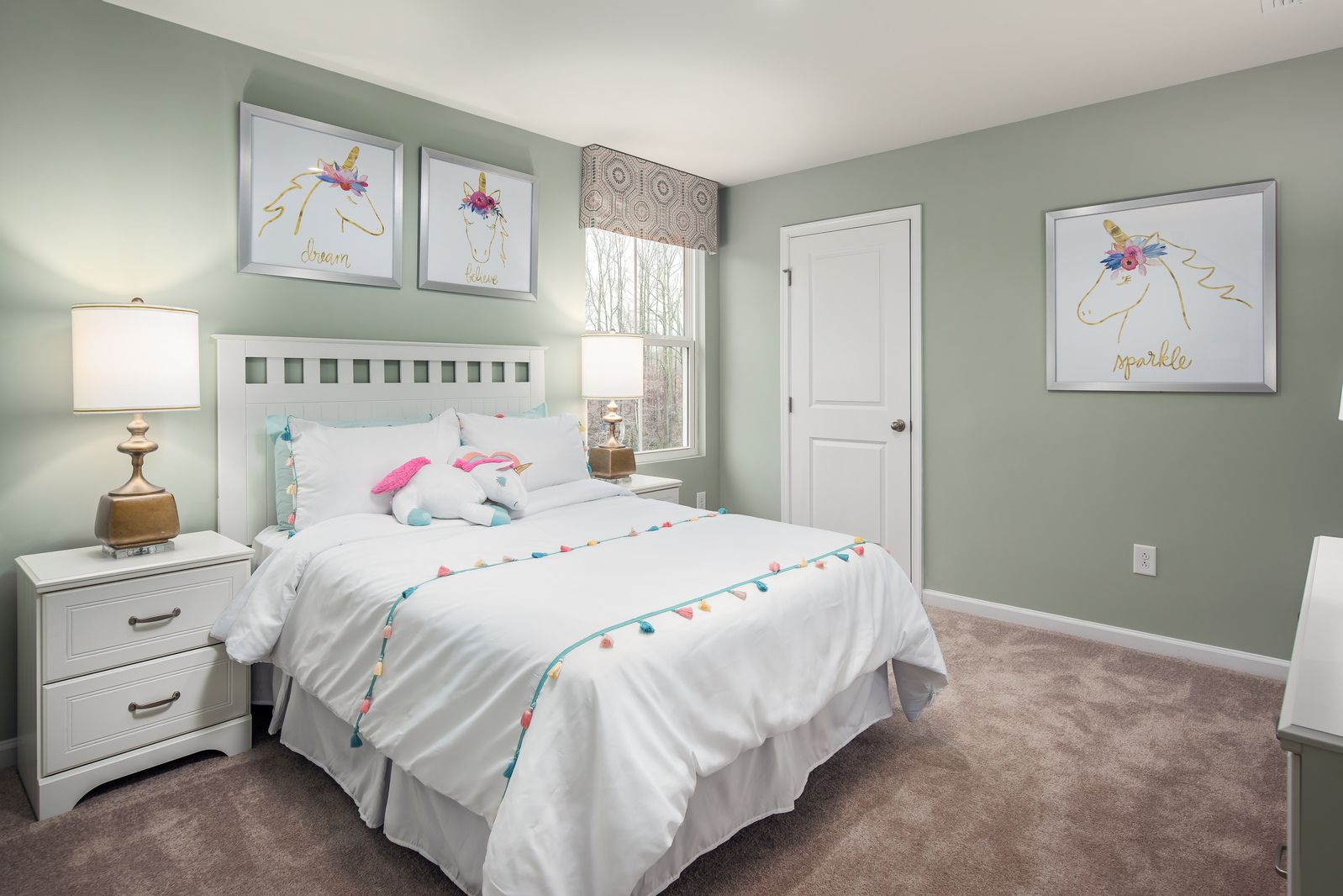 Bedroom featured in the Lily By Ryan Homes in Columbus, OH