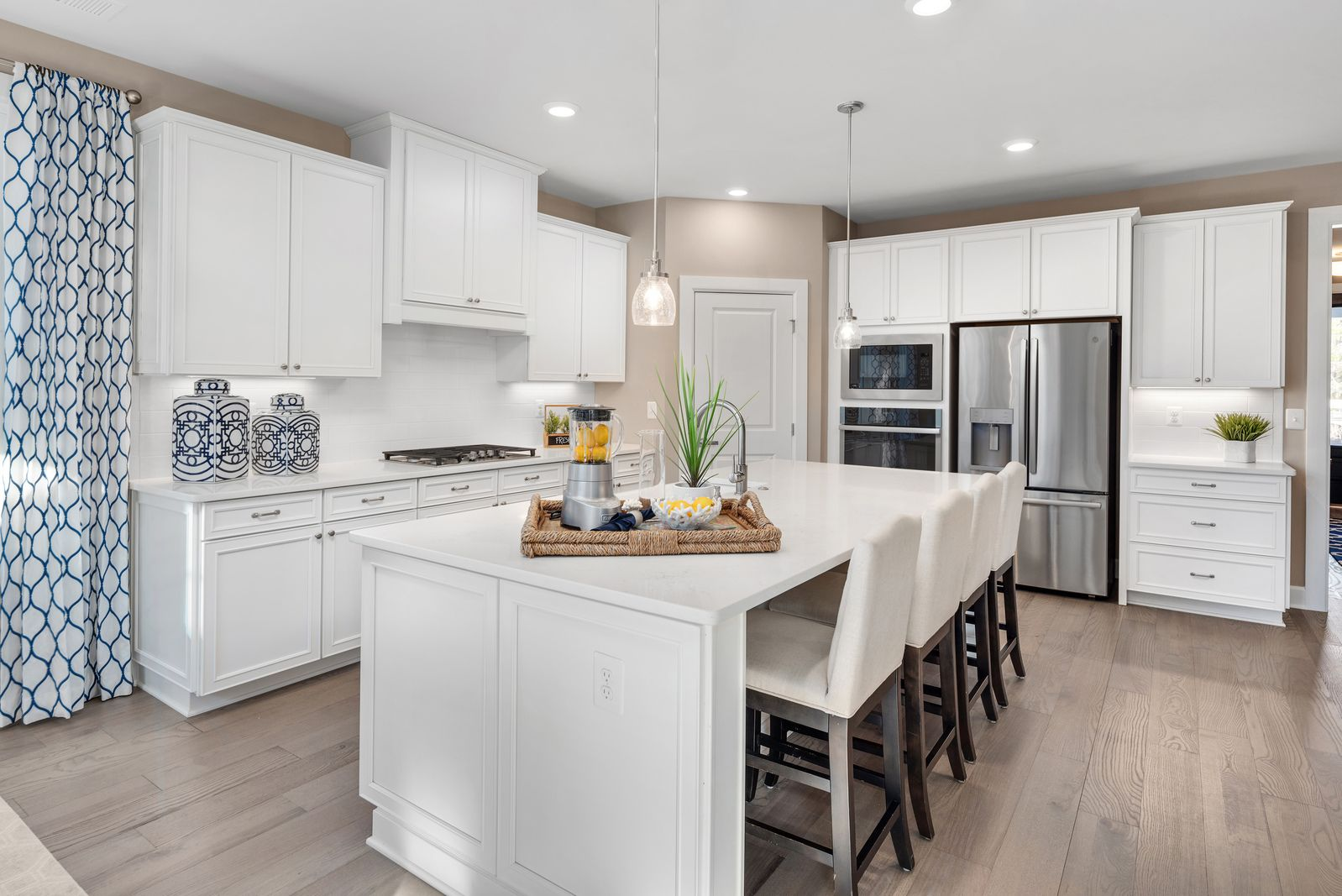 Kitchen featured in the Edgewood By NVHomes in Sussex, DE