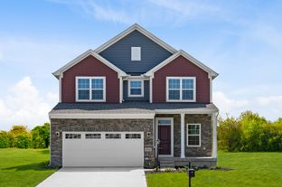 Allegheny w/ Finished Basement - The Legacy at Winding Creek: Dayton, Ohio - Ryan Homes