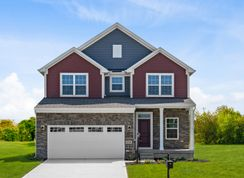 Allegheny w/ Finished Lower Level - The Legacy at Winding Creek: Dayton, Ohio - Ryan Homes