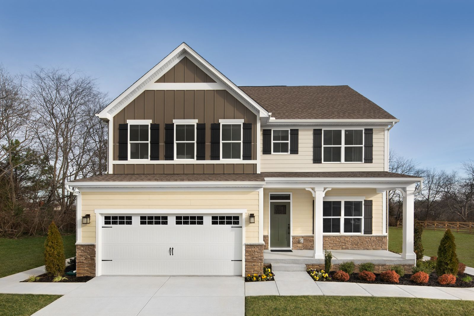 Exterior featured in the Hudson By Ryan Homes in Philadelphia, NJ