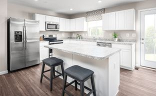 Camden Creek by Ryan Homes in Indianapolis Indiana