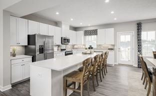 Brookwood Crossing by Ryan Homes in Cleveland Ohio