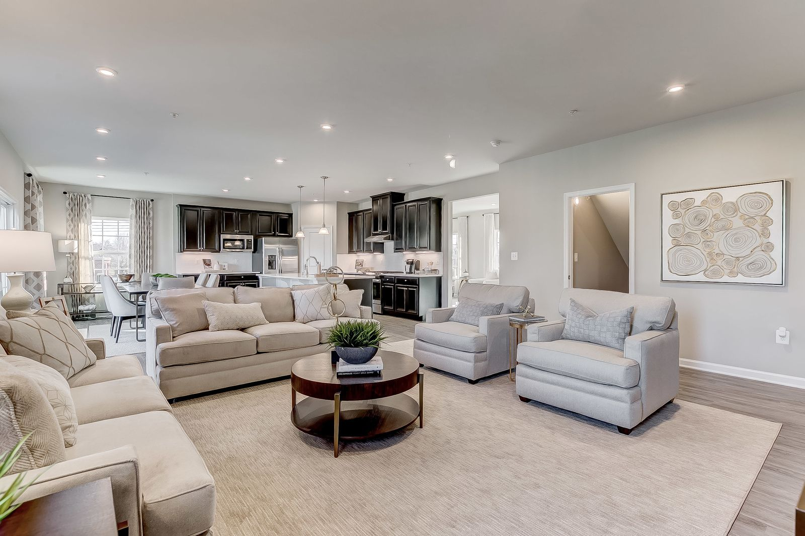 Living Area featured in the Saint Lawrence By Ryan Homes in Richmond-Petersburg, VA