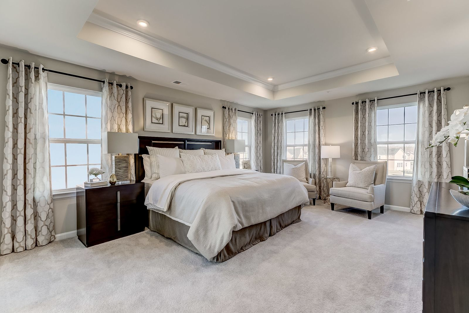 Bedroom featured in the Saint Lawrence By Ryan Homes in Philadelphia, PA
