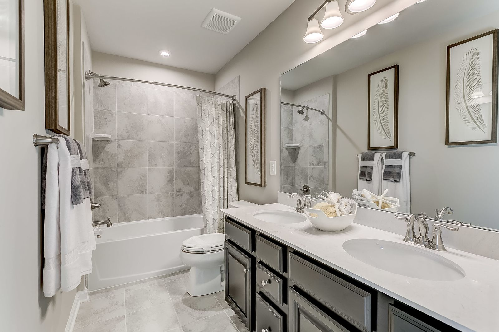 Bathroom featured in the Saint Lawrence By Ryan Homes in Washington, MD