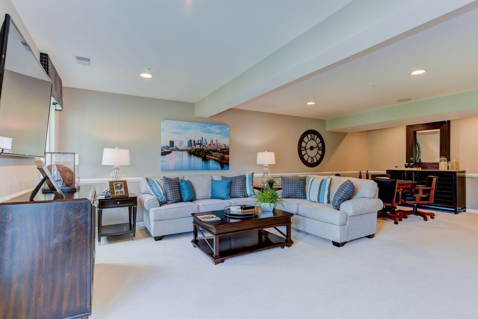 Living Area featured in the Roxbury Grand By Ryan Homes in Buffalo-Niagara Falls, NY