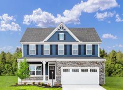 Columbia - Lexington Place: Huber Heights, Ohio - Ryan Homes