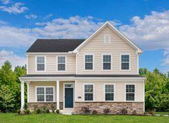 Columbia - Fayette Farms Single Family Homes: Oakdale, Pennsylvania - Ryan Homes