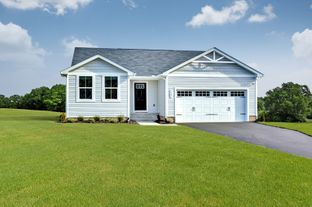 Spruce - Meade's Crossing: Taneytown, Maryland - Ryan Homes