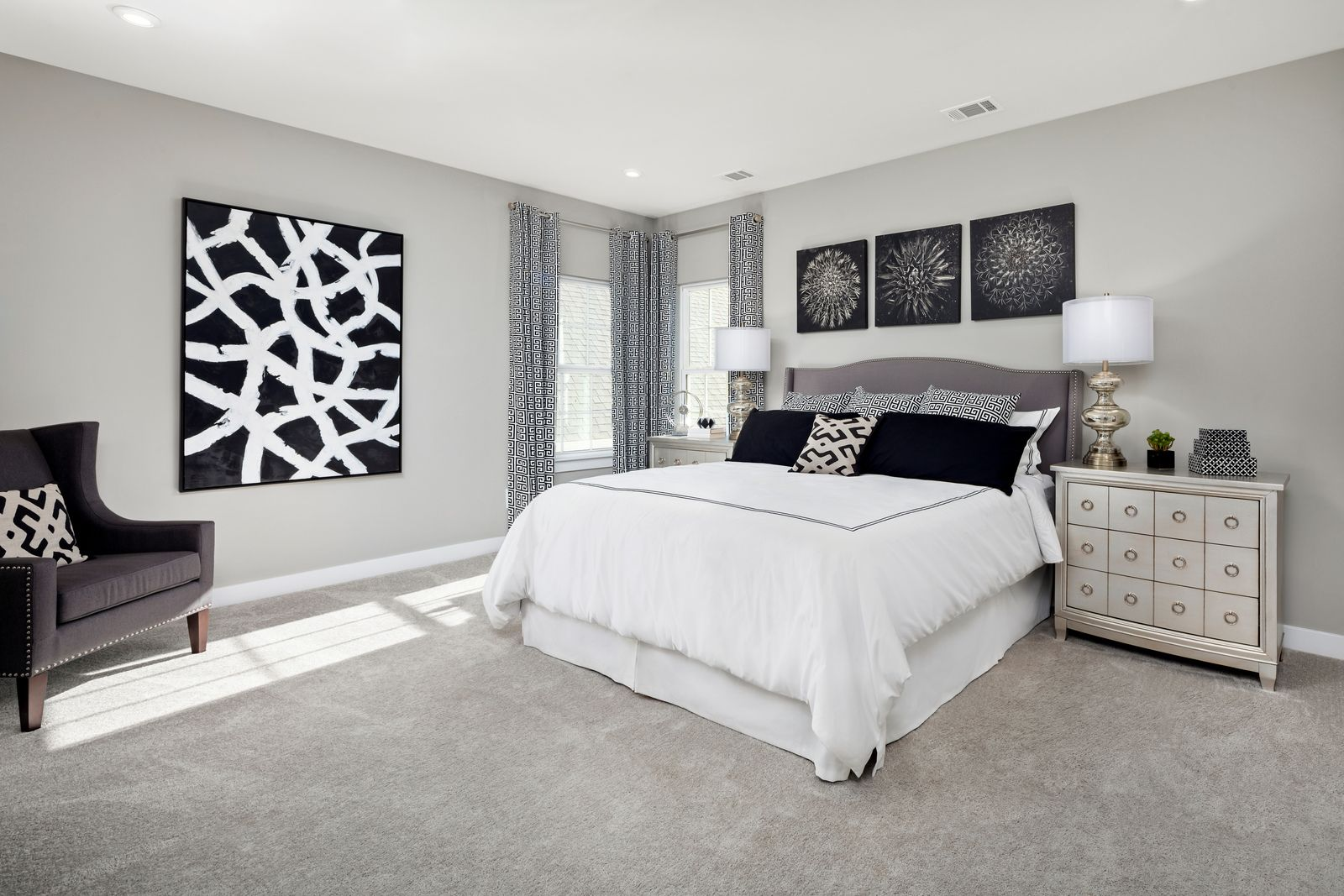 Bedroom featured in the Robert Frost By Ryan Homes in Charlottesville, VA