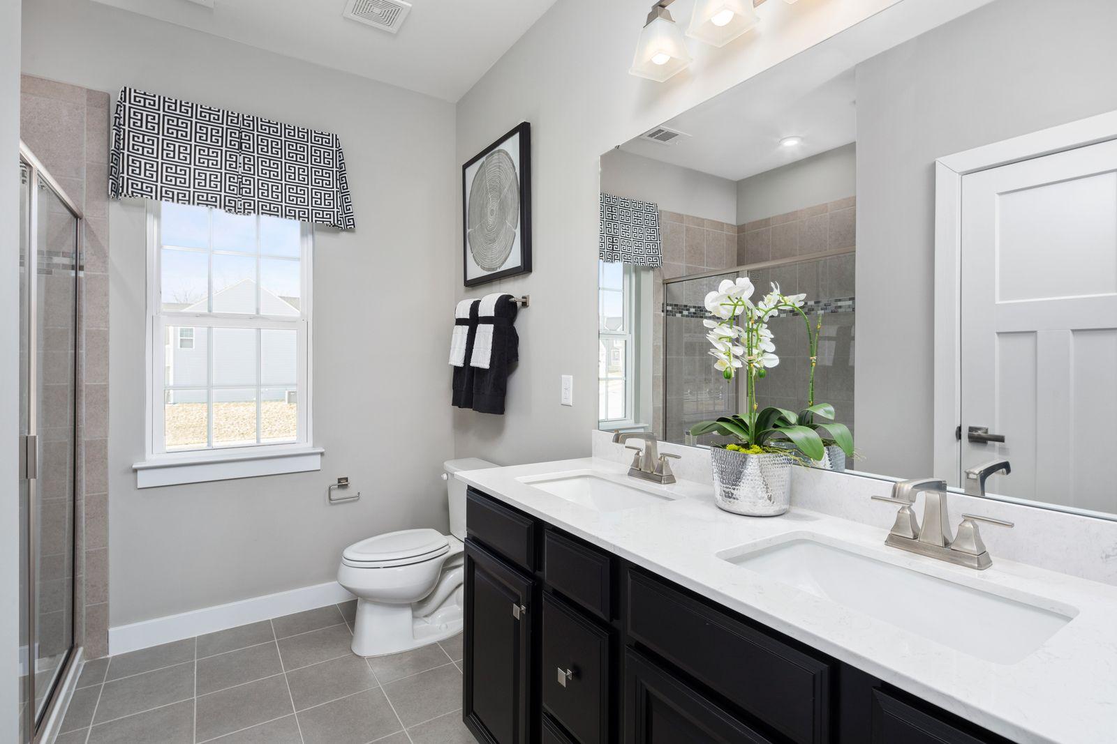 Bathroom featured in the Robert Frost By Ryan Homes in Norfolk-Newport News, VA
