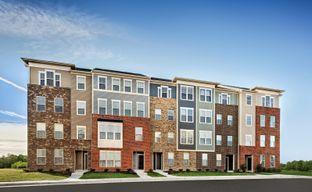Arcola Town Center 2-Level Condos by Ryan Homes in Washington Virginia