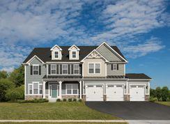Versailles - Harvest Ridge: Mount Airy, Maryland - Ryan Homes