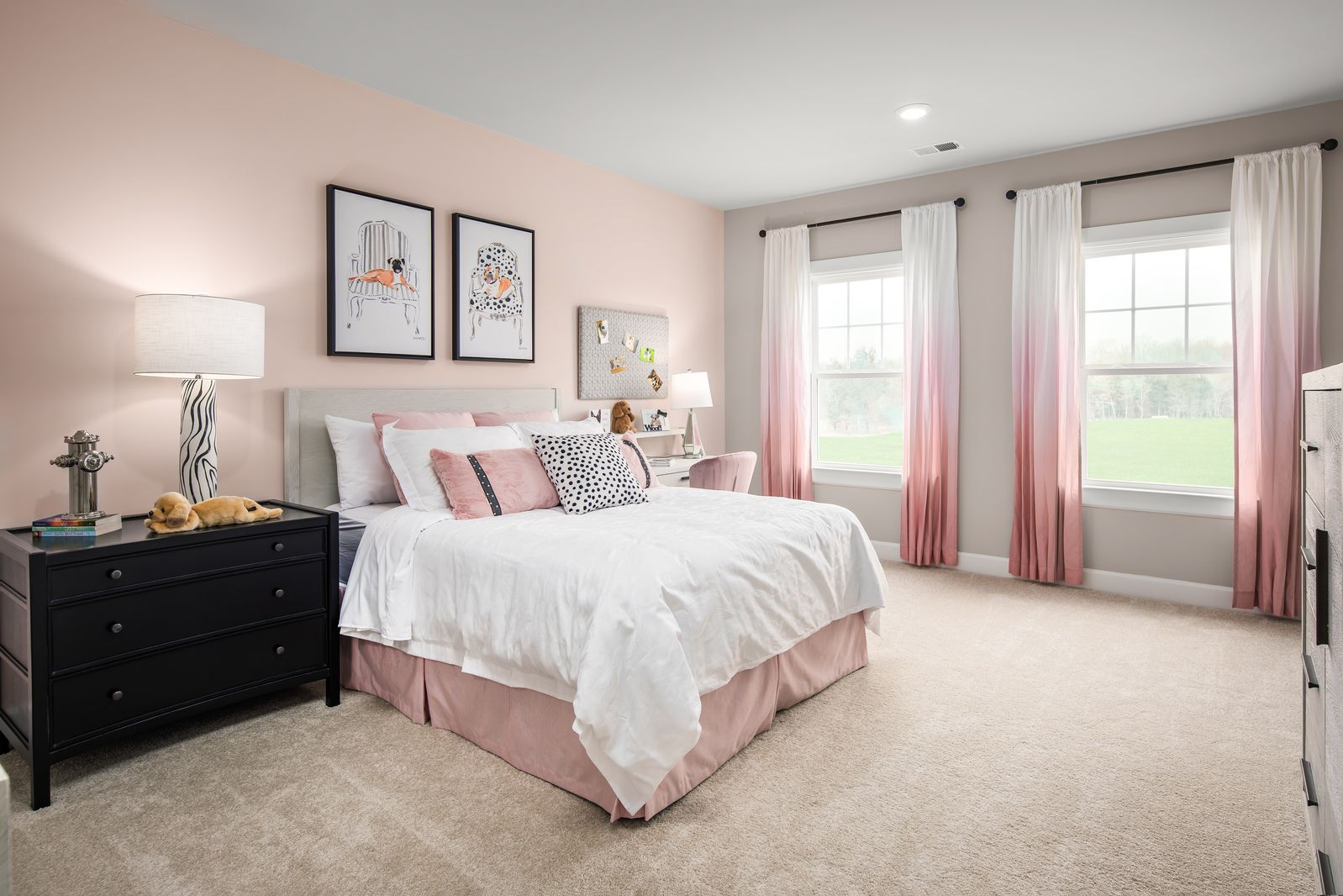 Bedroom featured in the Stratford Hall By NVHomes in Washington, MD