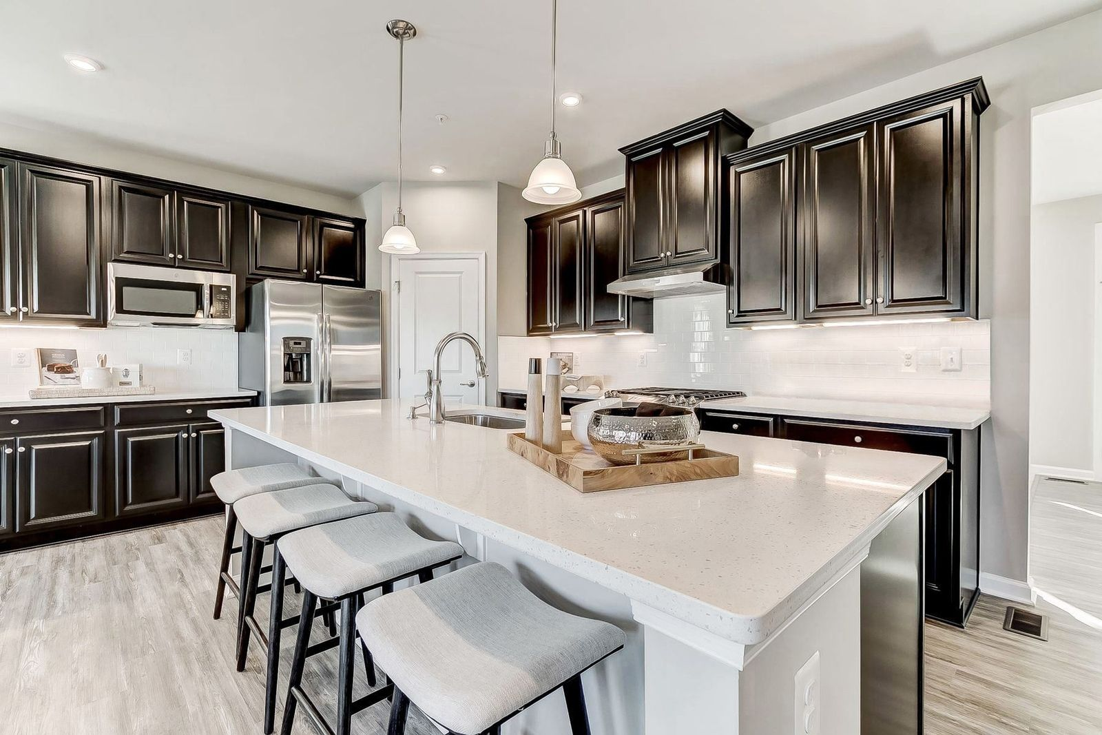 Kitchen featured in the Saint Lawrence By Ryan Homes in Philadelphia, PA