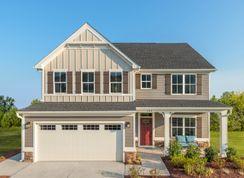 Hudson - Cottage Green: Monroe, North Carolina - Ryan Homes