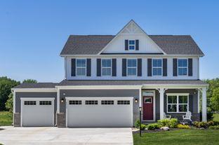 Columbia - Meadows at Fairway Pines: Painesville, Ohio - Ryan Homes