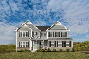 Roanoke Finished Basement Included - Willow Brook Farm: Loveland, Ohio - Ryan Homes