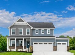 Lehigh w/ Finished Lower Level - Cedar Grove: Tipp City, Ohio - Ryan Homes