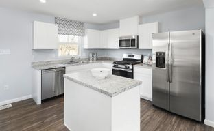 Riverwood Village by Ryan Homes in Cleveland Ohio