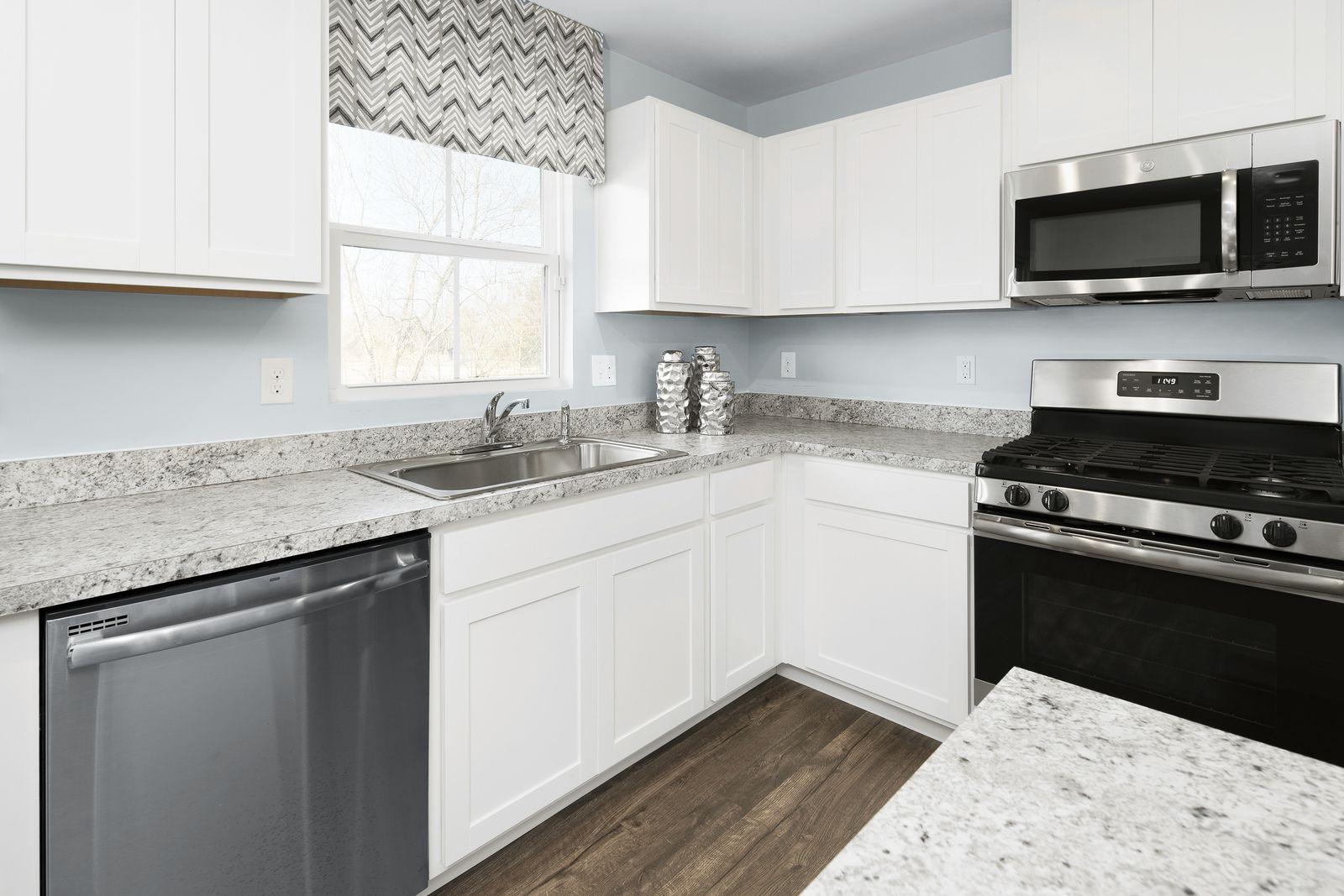 Kitchen featured in the Juniper By Ryan Homes in Greenville-Spartanburg, SC