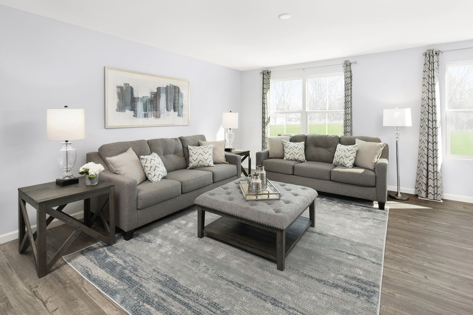 Living Area featured in the Juniper By Ryan Homes in Greenville-Spartanburg, SC