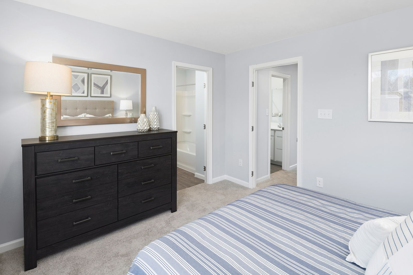 Bedroom featured in the Juniper By Ryan Homes in Greenville-Spartanburg, SC