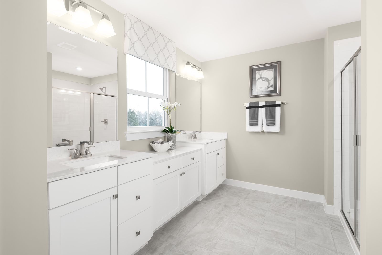 Bathroom featured in the Seneca By Ryan Homes in Cleveland, OH