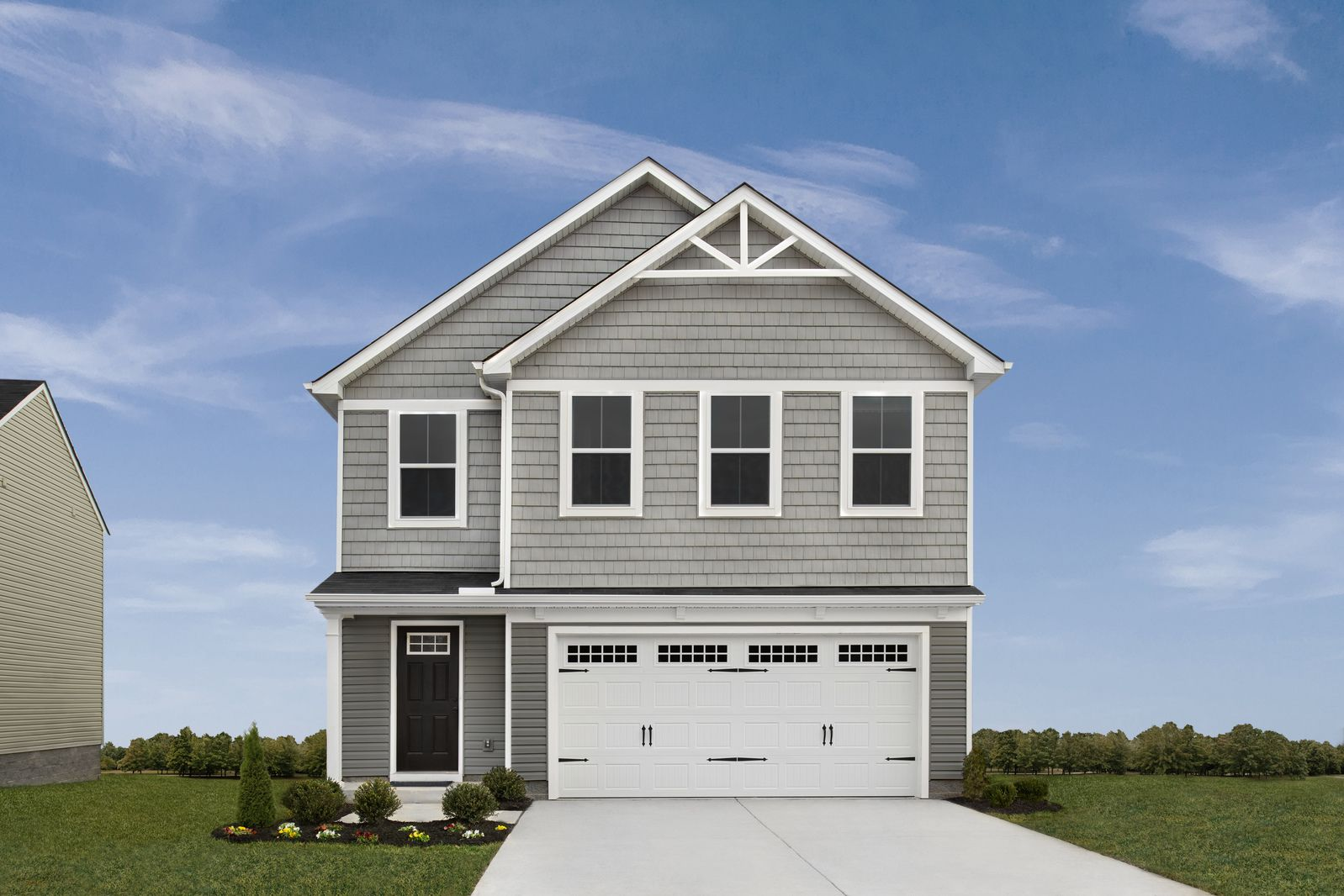 Exterior featured in the Marigold By Ryan Homes in Norfolk-Newport News, VA