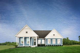Savannah - The Landings at Meadowville: Chester, Virginia - Ryan Homes